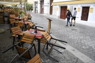 """Nici terasa, nici restaurant: Carciumarii din Brasov vin cu ideea """"ghereta Covid 19"""". Cei din Poiana, reneaga Brasovul"""