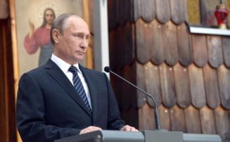Nicio emotie pentru Putin: Chiar daca prezenta a fost mica la alegeri, are Parlamentul in intregime loial lui
