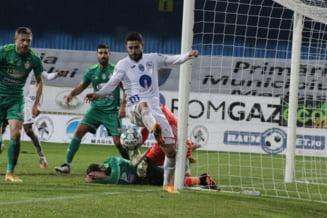Nicio victorie pentru Rednic la FC Viitorul. Echipa lui Hagi termina anul cu o infrangere