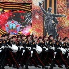 Niciun oficial roman nu a fost invitat la parada de la Moscova