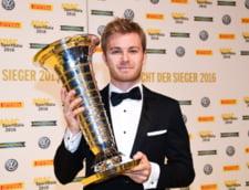Nico Rosberg se retrage din Formula 1 fara nicio remuscare
