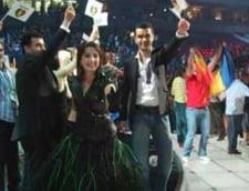 Nico si Vlad Mirita deschid Finala Eurovision 2008