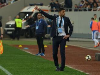Nicoale Dica il ataca pe Dan Petrescu, inainte de meciul decisiv pentru titlu Iasi - FCSB