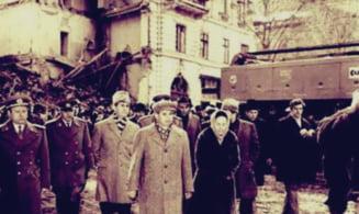 Nicolae Ceausescu si ordinul criminal din 4 iulie 1977 de sistare a oricaror consolidari ale cladirilor afectate de cutremur