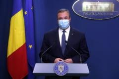 """Nicolae Ciuca: """"Cu presedintele am discutat doar aspectul asigurarii functiei de prim-ministru interimar"""""""