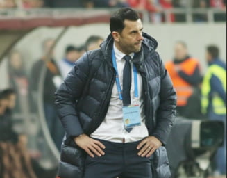 Nicolae Dica, intrebat daca isi da demisia de la FCSB - raspunsul transant al antrenorului