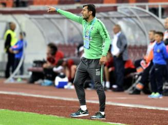 Nicolae Dica, reactie dupa a doua victorie la rand pe banca lui FCSB