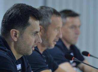 Nicolae Dica si Mihai Stoica, fata in fata dupa 10 luni: Antrenorul l-a acuzat de tradare