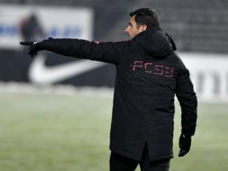 Nicolae Dica spune ca deja negociaza cu o alta echipa din Romania, dupa plecarea de la FCSB