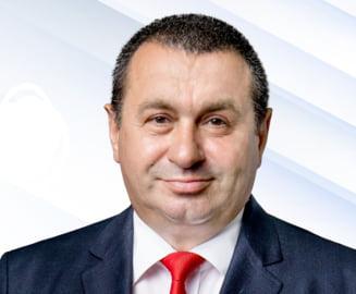 Nicolae Dobre, candidatul PSD, castigatorul alegerilor partiale pentru functia de primar al comunei Deveselu