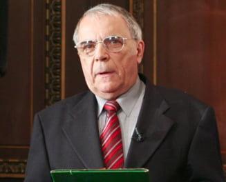 Nicolae Manolescu, reales presedinte al Uniunii Scriitorilor. Il vrea pe Vosganian prim-vice
