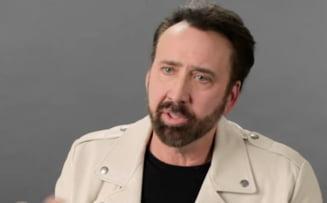 Nicolas Cage vine astazi in Romania