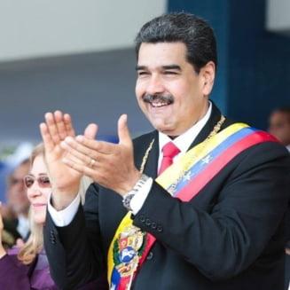 Nicolas Maduro, inculpat pentru ''narco-terorism'' in SUA. Recompensa de 15 milioane de dolari pentru informatii care duc la arestare