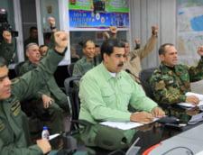 Nicolas Maduro acuza America ca vrea sa provoace un razboi in America de Sud