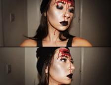 Nicole Cherry Halloween