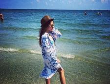 Nicole Cherry plaja