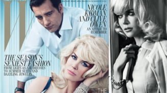 Nicole Kidman, scene fierbinti intr-un nou film