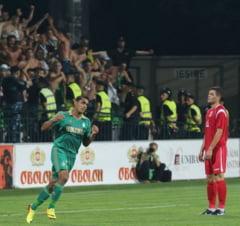Nicolita a marcat in Moldova, francezii il lauda (Video)