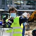 """Nicușor Dan """"a descins"""" în Cișmigiu. Primarul general explică dezastrul din pacurile Capitalei și anunță angajarea unei firme care să se ocupe de întreținere"""