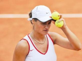 Niculescu, eliminata de la Wimbledon
