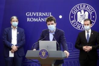 """Nicusor Dan: """"Testarea a doua milioane de oameni costa 100 milioane de euro, pe care nu-i avem"""""""