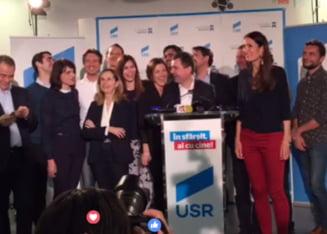 Nicusor Dan: Daca PSD formeaza o majoritate, noi nu vom fi in ea