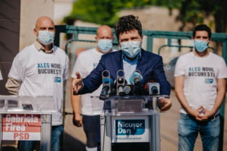 """Nicusor Dan, acuzatii legate de licitatia pentru 100 de tramvaie: """"Primaria Capitalei a favorizat o firma turceasca in detrimentul unei firme romanesti"""""""