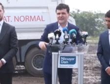 """Nicusor Dan, despre candidatura lui Tariceanu la Primaria Capitalei: """"Lupta mea este cu Gabriela Firea"""""""