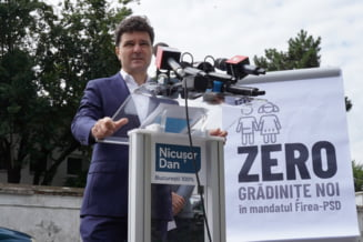 Nicusor Dan, despre inaugurarea pasajului Nicolae Grigorescu: Le-a luat 10 ani administratiilor PSD, Oprescu-Firea, sa faca o lucrare de infrastructura