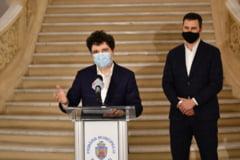 """Nicusor Dan, despre motivul infiintarii companiilor municipale in Bucuresti: """"Sa plateasca foarte bine niste activisti de partid"""""""