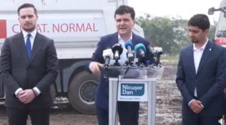 "Nicusor Dan, despre problema apei calde si a caldurii: ""Iarna o sa inceapa pe 15 noiembrie, nu o sa putem sa schimbam conducte in perioada asta"""