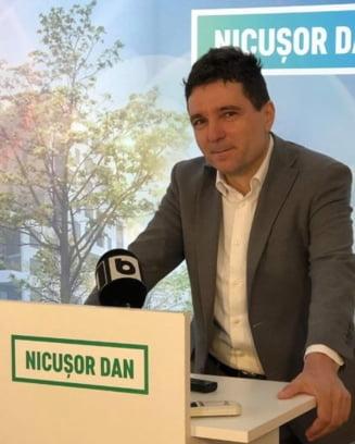 Nicusor Dan a fost desemnat, prin vot secret, candidatul USR Bucuresti pentru Primaria Capitalei: Ce urmeaza