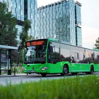 Nicusor Dan anunta ca mai multe autobuze vor circula si pe timpul noptii pe parcursul maratonului de vaccinare din Bucuresti. Despre ce linii este vorba