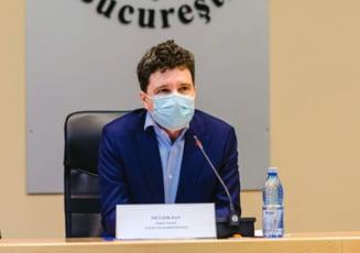 "Nicusor Dan anunta o sedinta extraordinara a CGMB in 8 decembrie: ""Sper sa se poata alege si cei doi viceprimari"""