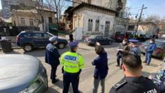 Nicusor Dan anunta oprirea demolarii caselor de patrimoniu din strada Icoanei. Politia Locala a amendat proprietarul cu 20.000 de lei