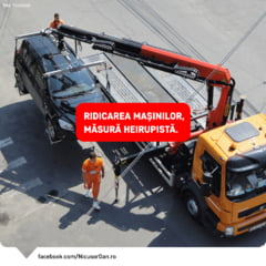 Nicusor Dan critica proiectul lui Firea de ridicare a masinilor din Bucuresti. Iata solutiile propuse pentru lipsa de parcari