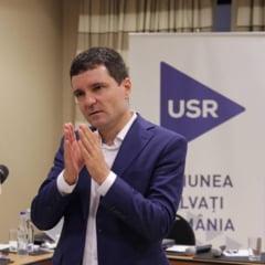 """Nicusor Dan explica de ce nu participa la Congresul USR: S-a ajuns la """"practici demne de PSD si PNL"""""""