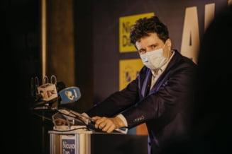 Nicusor Dan face plangere penala impotriva parlamentarilor PSD care l-au denuntat la DNA
