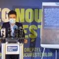"""Nicusor Dan prezinta un mesaj care arata folosirea sindicatului STB in alegerile de duminica: """"PSD continua campania de dezinformare"""""""