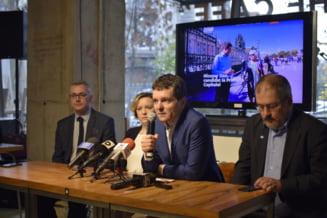 Nicusor Dan si-a lansat Programul pentru Bucuresti: Opozitia trebuie sa fie unita ca sa inlature Administratia Firea