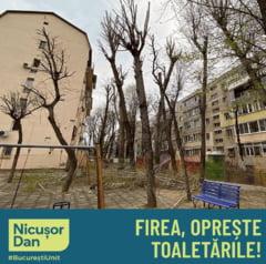 Nicusor Dan sustine ca poluarea din Bucuresti poate fi redusa la jumatate intr-un mandat de 4 ani