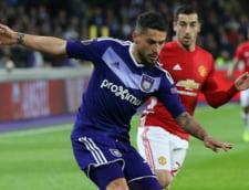 Nicusor Stanciu, titular la Anderlecht dupa o luna: Cum a jucat internationalul roman