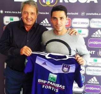 Nicusor Stanciu a semnat cu Anderlecht: Transferul anului din fotbalul romanesc a fost oficializat