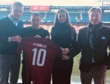 Nicusor Stanciu a semnat cu Sparta Praga. Belgienii anunta ca suma de transfer e mult mai mica decat cea spusa de Anamaria Prodan