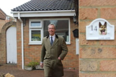 Nigel Farage demisioneaza din fruntea Ukip: N-as putea obtine mai mult (Video)
