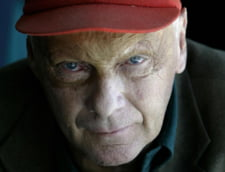 Niki Lauda vine in Romania pentru a-si lansa compania aeriana