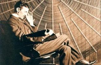 Nikola Tesla - existenta misterioasa a unui inventator genial, nedreptatit de istorie