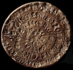 Nimeni nu a putut sa-l citeasca vreme de 4.000 de ani: Misterul Discului lui Phaistos a fost descifrat VIDEO