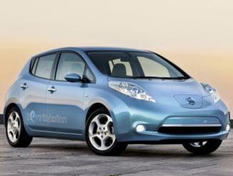 Nissan Leaf, primul model electric accesibil din lume, va costa sub 30.000 de euro