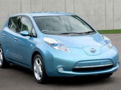 Nissan Leaf consuma doar 0.64 litri la 100 kilometri?